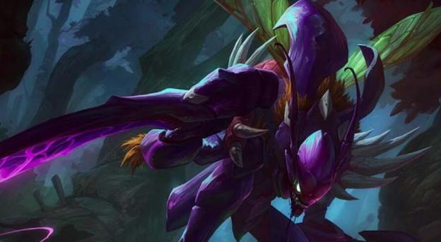 英雄联盟手游螳螂打野上分技巧 卡兹克技能怎么样