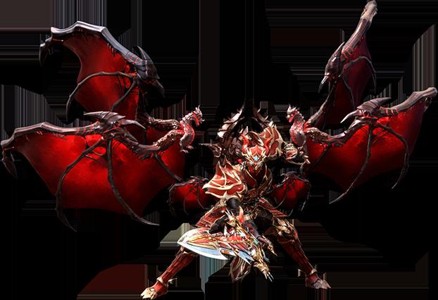 龙之怒吼狂战士
