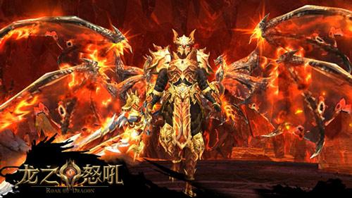 正邪交锋《龙之怒吼》手游全力以赴挑战恶魔军团