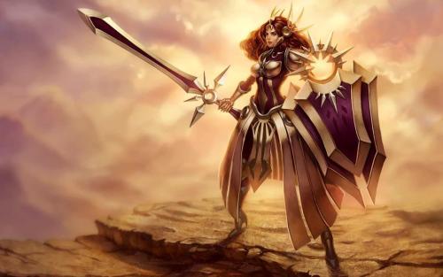 英雄联盟手游蕾欧娜攻略