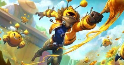 英雄联盟手游小蜜蜂宝典活动怎么玩